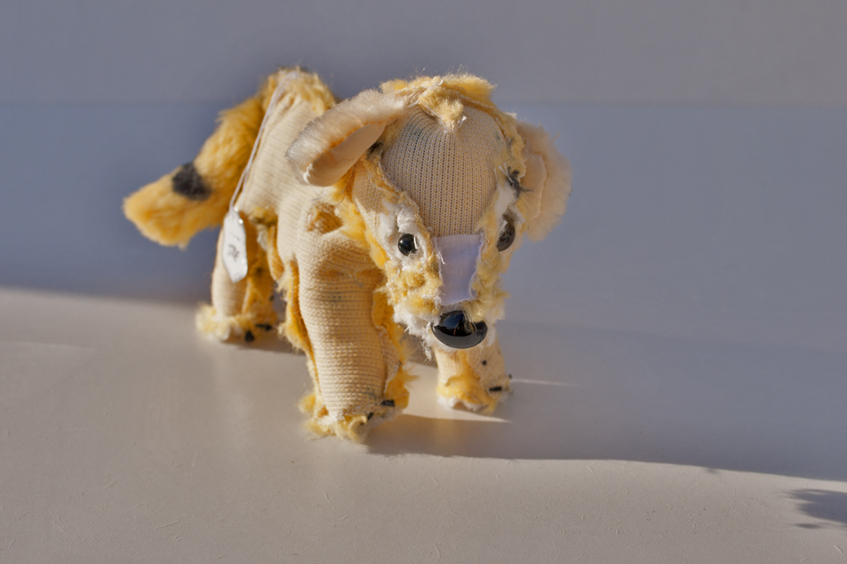Tiger_ ⓒTanja Maria Ernst_ second-hand-Wendetier_2012