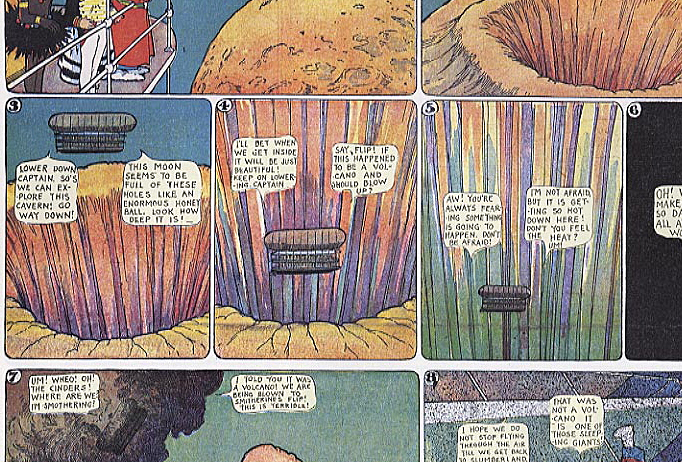 Little Nemo in Slumberland 1905 - 1914 _ ⓒ Winsor McCay _ Wikipedia