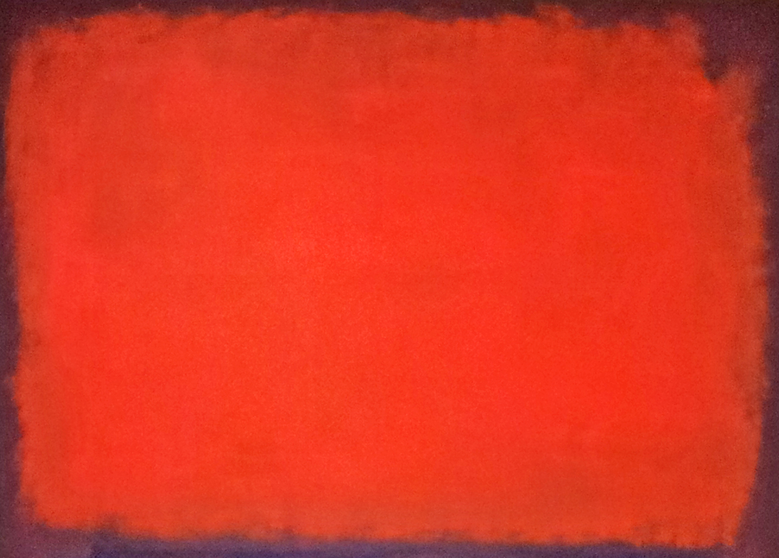 Mark Rothko No 14_ ⓒ Wikimedia_ San Francisco Museum of Modern Art