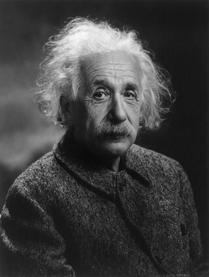 Albert Einstein_ ⓒ Oren Jack Turner_ Wikimedia