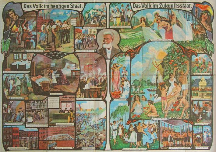 Der Zukunftsstaat_ ⓒ Friedrich Eduard Bilz, 1904 _ Wikimedia