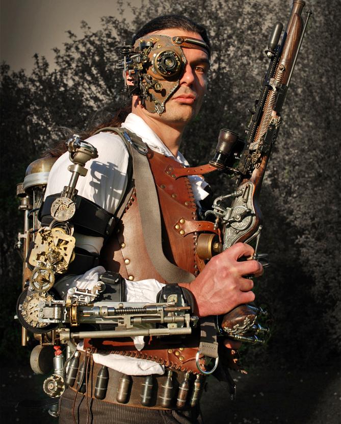 steampunker_ ⓒ Alexander Schlesier_ Wikimedia