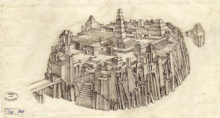 Atlantis von Géza Maróti  ⓒ_ Quelle Wikimedia