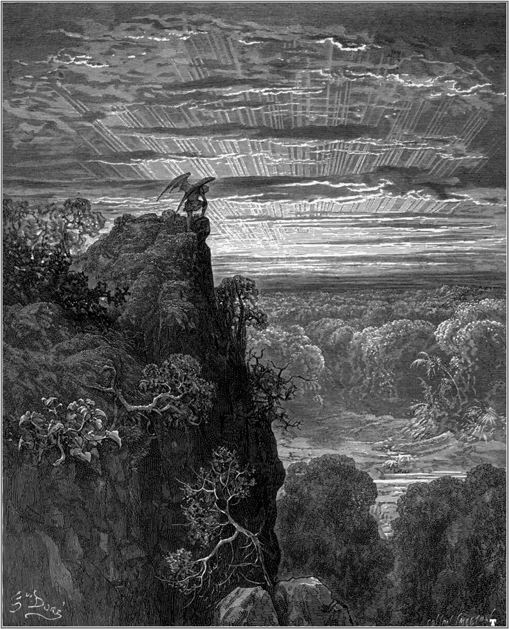 Paradise_Lost_Gustav Doré_1866 _ⓒ Wikimedia